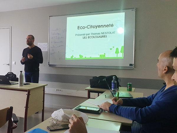 formation eco ciyoyenneté